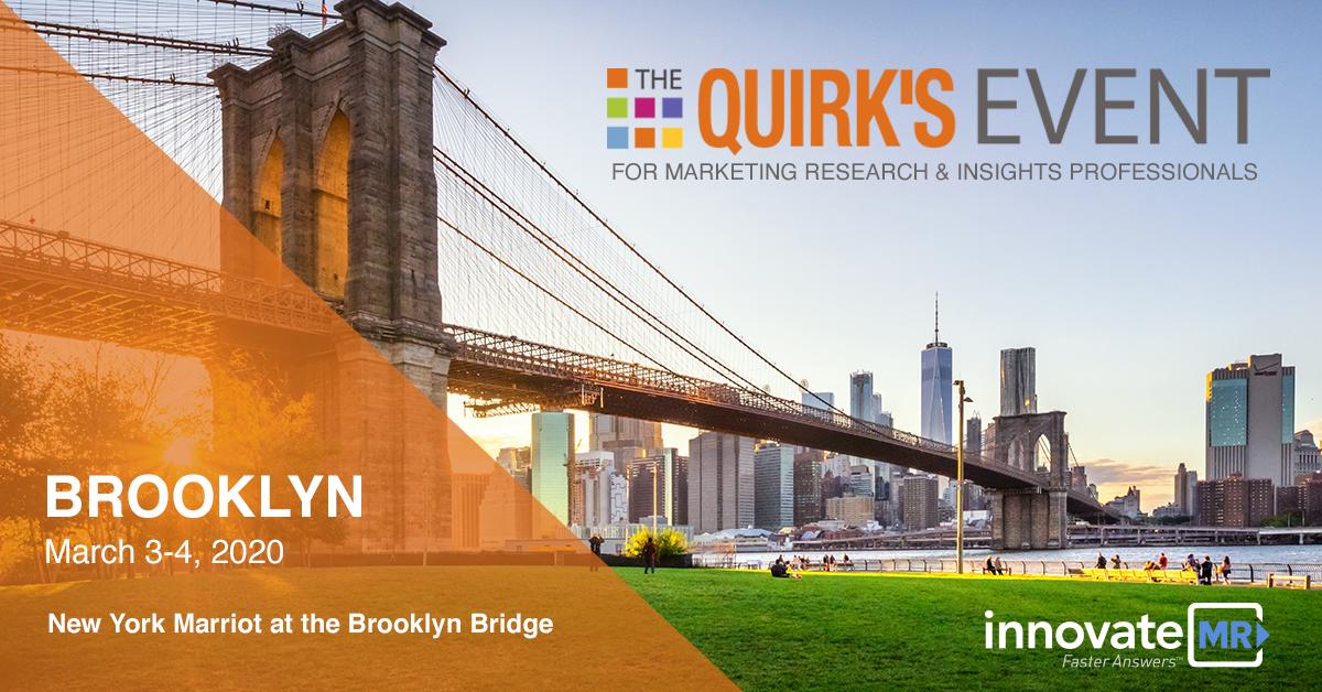 Quirks Brooklyn 2020_InnovateMR